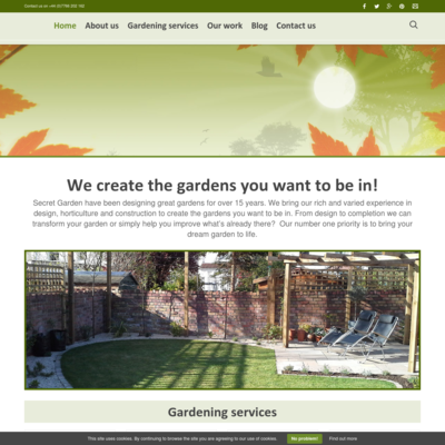 Find landscape designers in bristol get quotes fast bark for Landscape design quotes