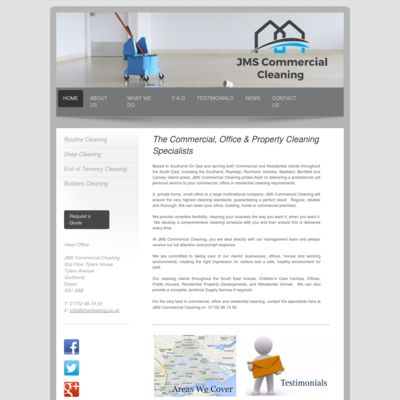 JMS Commercial Cleaning