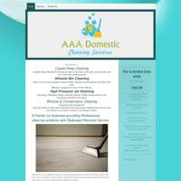 AAA Domestic Cleaning services