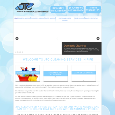 Jtc cleaning services