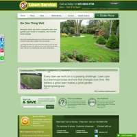 The lawnservice