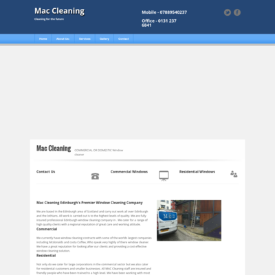 Mac cleaning services edinburgh ltd