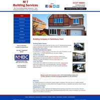 m t building services ltd