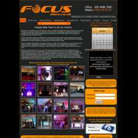 Focus Disco  &  Photo Booth