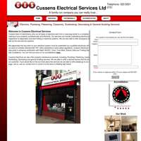 Cussens Electricial Services Ltd