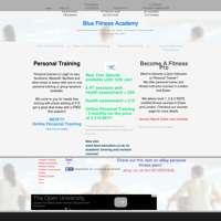Blue Fitness Academy