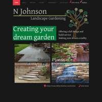 N Johnson landscape gardening