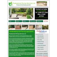 Professional Paving Services Ltd