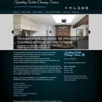 sparkling white cleaning services