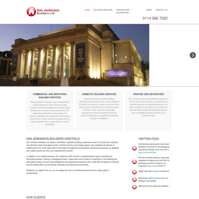 Ken Jenkinson Decorating Services Ltd