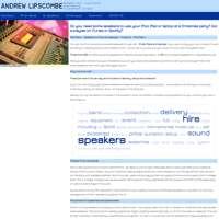 Andrew Lipscombe Soundhire