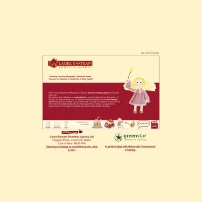 Laura Bartram Domestic Agency Ltd