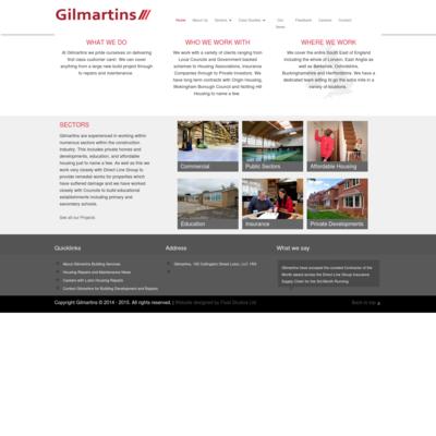 Gilmartins Ltd