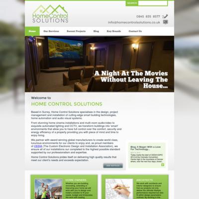Home Control Solutions Ltd