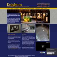 Knighton Electrical AV & S. A. S. Ltd