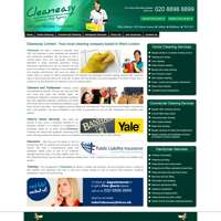Cleaneasy Ltd Domestic Help Agency