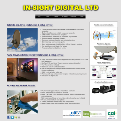 In-Sight Digital Ltd