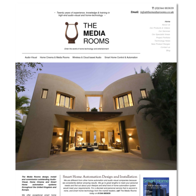 The Media Rooms Ltd