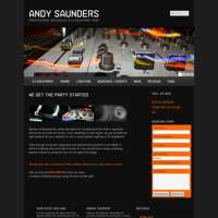 Andy Saunders DJ & Equipment Hire