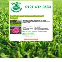 Green gardeners