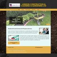 London Construction & Cleaning & Gardening Ltd