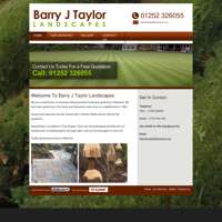 Barry J Taylor Landscapes
