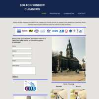 Bolton Winow Cleaners