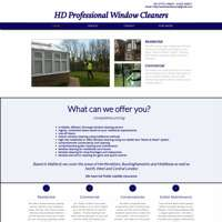HD Professional Window Cleaners