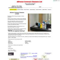 Alfreton Contract Cleaners Ltd