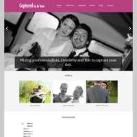 Captured wedding/Jo Toon photography