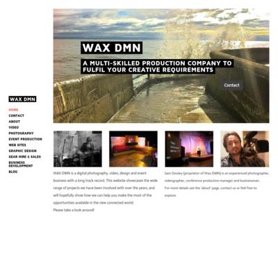 Wax DMN