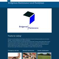 Bridgeman maintenance