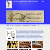 Comprehensive Piano & Vocal School