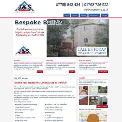 j and s roofing and bricklaying contractors ltd