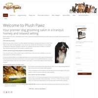 Plush Pawz logo