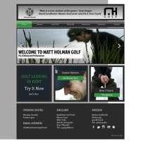 Matt Holman Golf