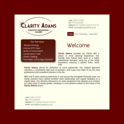 Clarity Adams