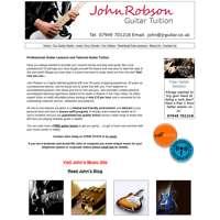 John Robson Guitar Tuition