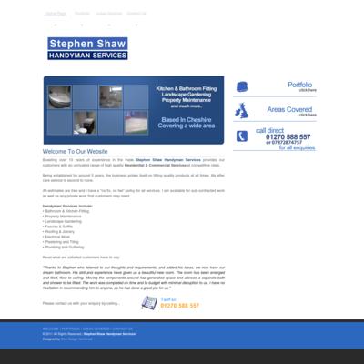 stephen shaw handyman services