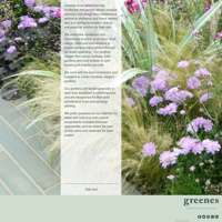 Greenes award-winning landscapes