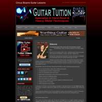 Circus Bizarre GuitarTuition