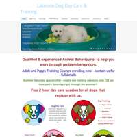 Lakeside Dog Day Care & Training