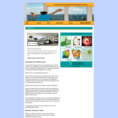 C&D Domestic Services Uk Ltd
