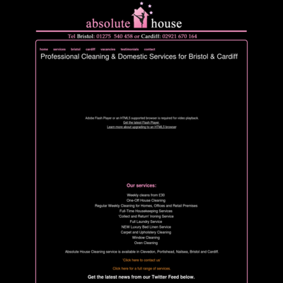 Absolute House Ltd