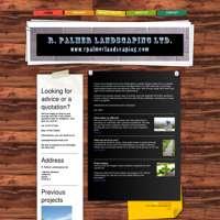 R.Palmer landscaping ltd