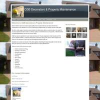 CGB Decorators & Property maintenance