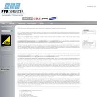 FFR SERVICES LTD