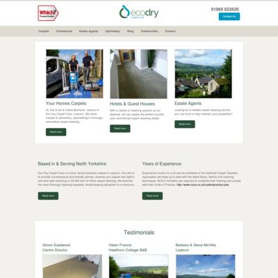 Eco Dry Carpet Care