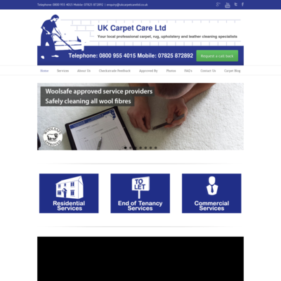UK Carpet Care Ltd