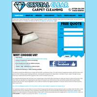 Crystal Clear Carpet Cleaning